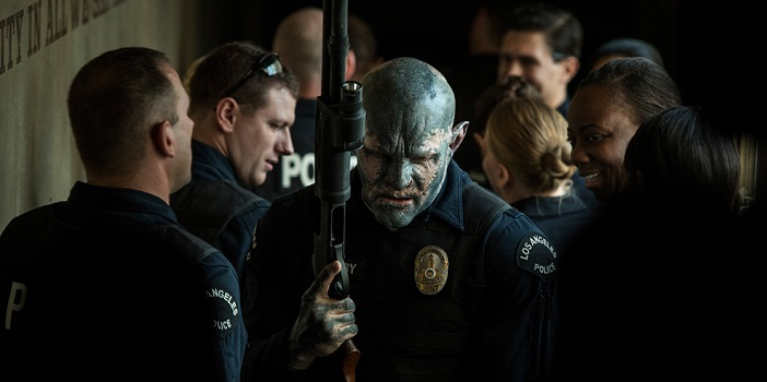 Netflix's 'Bright' Images Show Will Smith and Joel Edgerton Battling Orcs