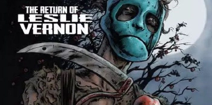 'Before the Mask: The Return of Leslie Vernon' Comic Book Sequel Coming