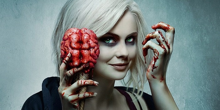 Liv Appears on This New 'iZombie' Season 3 Zombies Unite Poster