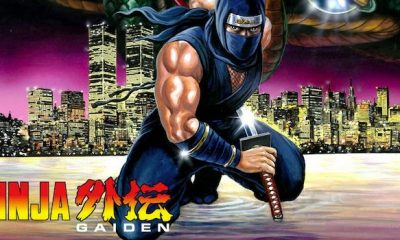 Definitive 'Ninja Gaiden' Trilogy Soundtrack Remastered on Two Volumes
