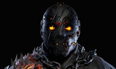 "Full Look at Tom Savini's Hellfire Jason From the ""Friday the 13th"" Game!"