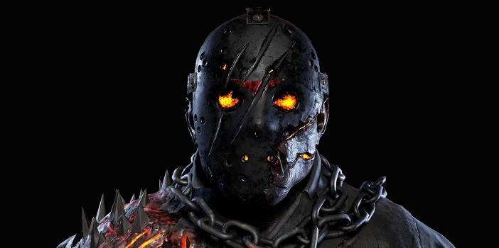 """Full Look at Tom Savini's Hellfire Jason From the """"Friday the 13th"""" Game!"""