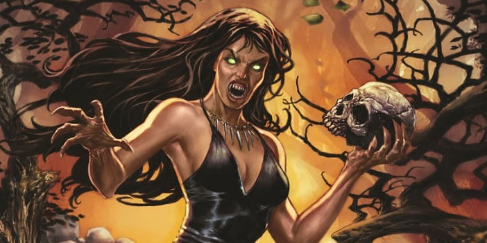 First Look at 'The Howling: Revenge of the Werewolf Queen' Comic Covers