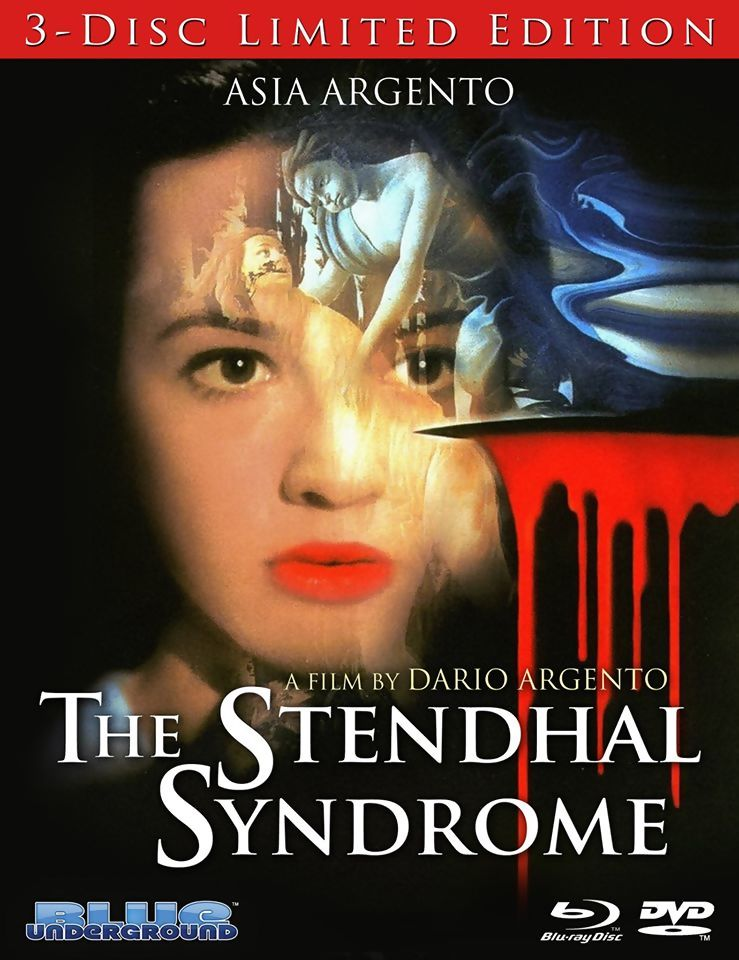 The Stendhal Syndrome Blu-Ray