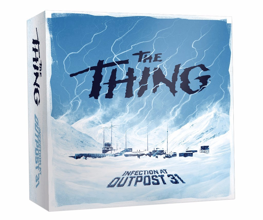 The Thing Board Game 1