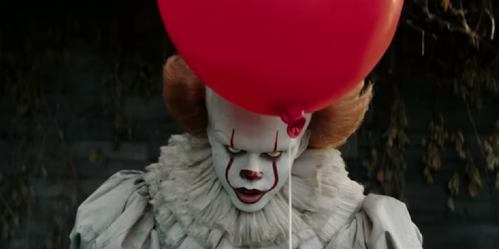 Bill Skarsgard Reveals How Pennywise Made Children Cry On the 'IT' Set