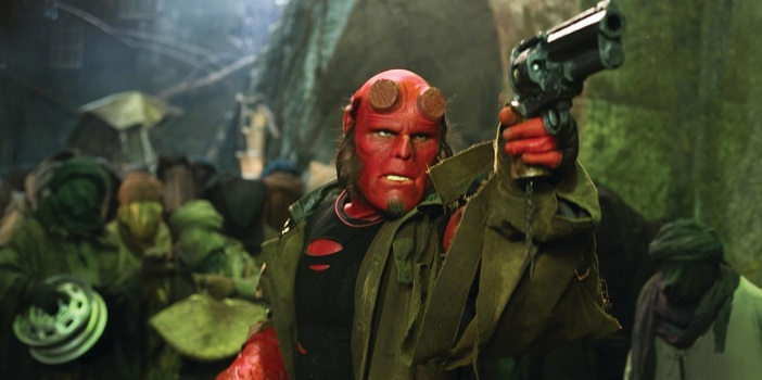 Neil Marshall's 'Hellboy' Reboot Will Be Practical Effects Driven