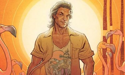 Comic Series 'Big Trouble in Little China: Old Man Jack' Co-Written by Carpenter!