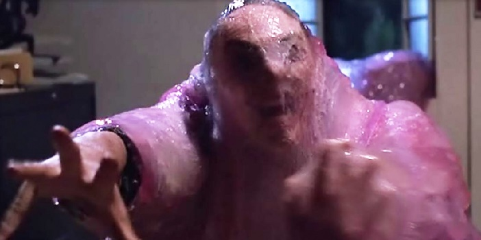 New One-Sheet Teaser Poster for Simon West's Remake of 'The Blob'