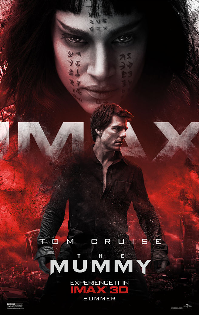 The Mummy IMAX Poster 1