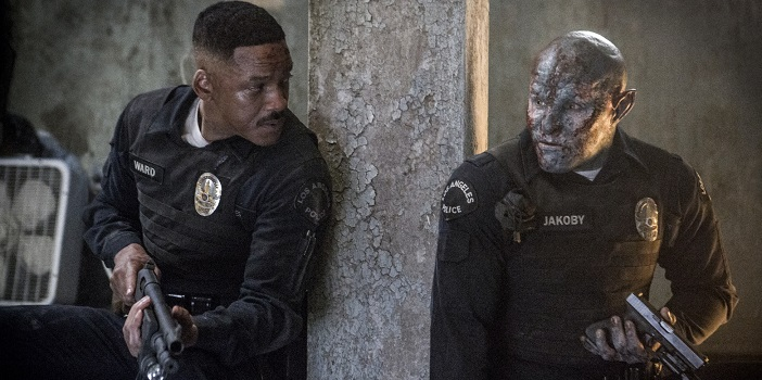 Netflix's Epic Trailer for 'Bright' Showcases Will Smith and Joel Edgerton!
