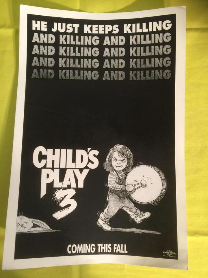 Child's Play 3 Concept 11