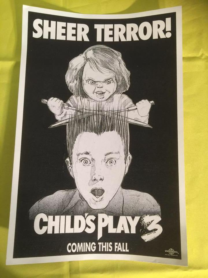 Child's Play 3 Concept 7