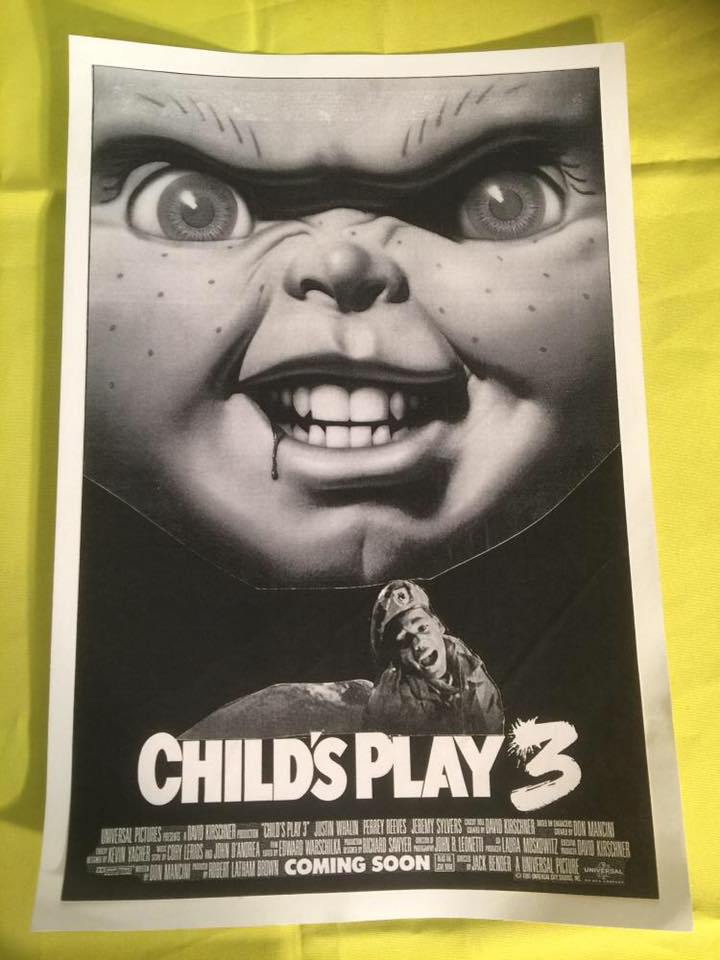 Child's Play 3 Concept 8