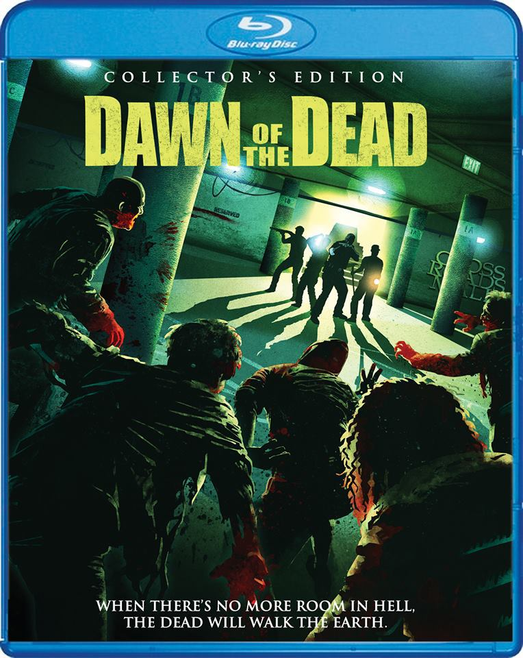 Dawn of the Dead Remake USA Blu-Ray