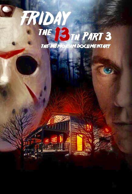 Richard Brooker Friday the 13th: Part 3 Doc Poster 2
