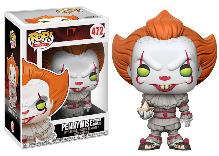 Funko POP Pennywise IT 1