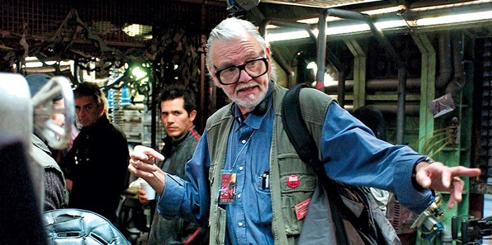 First Look at George A. Romero's 'Road of the Dead' Poster Artwork!