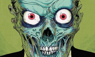Waxwork Records Introduces 'House of Waxwork' Horror Anthology Comic