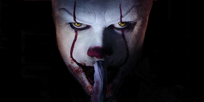 Wallpaper It Clown Bill Skarsgard Horror 2017 Hd: New Pennywise Image Appears On The Cover Of Mad Movies