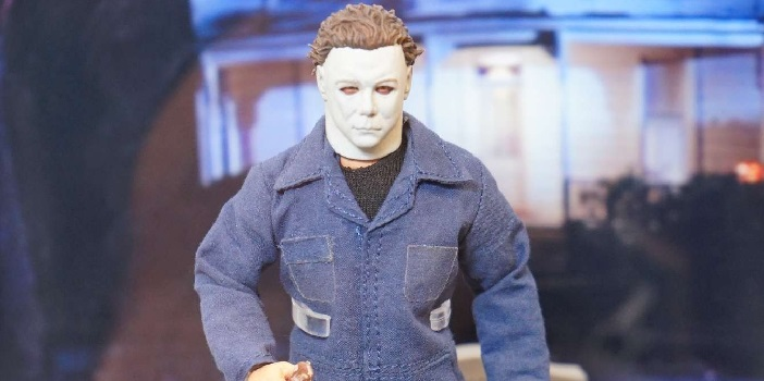 Badass 'Halloween' Michael Myers Figure Comes to SDCC from Mezco