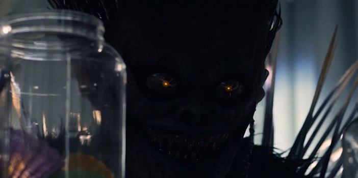 Light Meets Ryuk in This Dark and Creepy 'Death Note' Clip