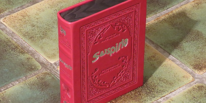 Germany's 40th Leatherbook Edition of 'Suspiria' Screams Awesomeness
