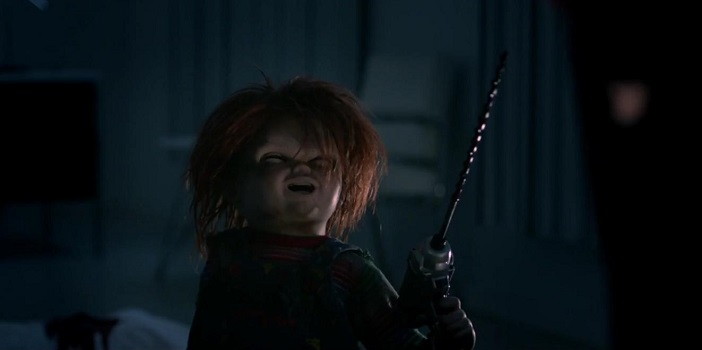 Chucky's Silhouette is Lurking in New 'Cult of Chucky' Image
