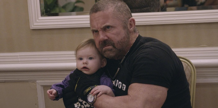 New Poster for Documentary 'To Hell and Back: The Kane Hodder Story'