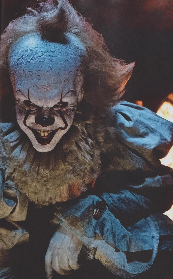 Pennywise Smile 2