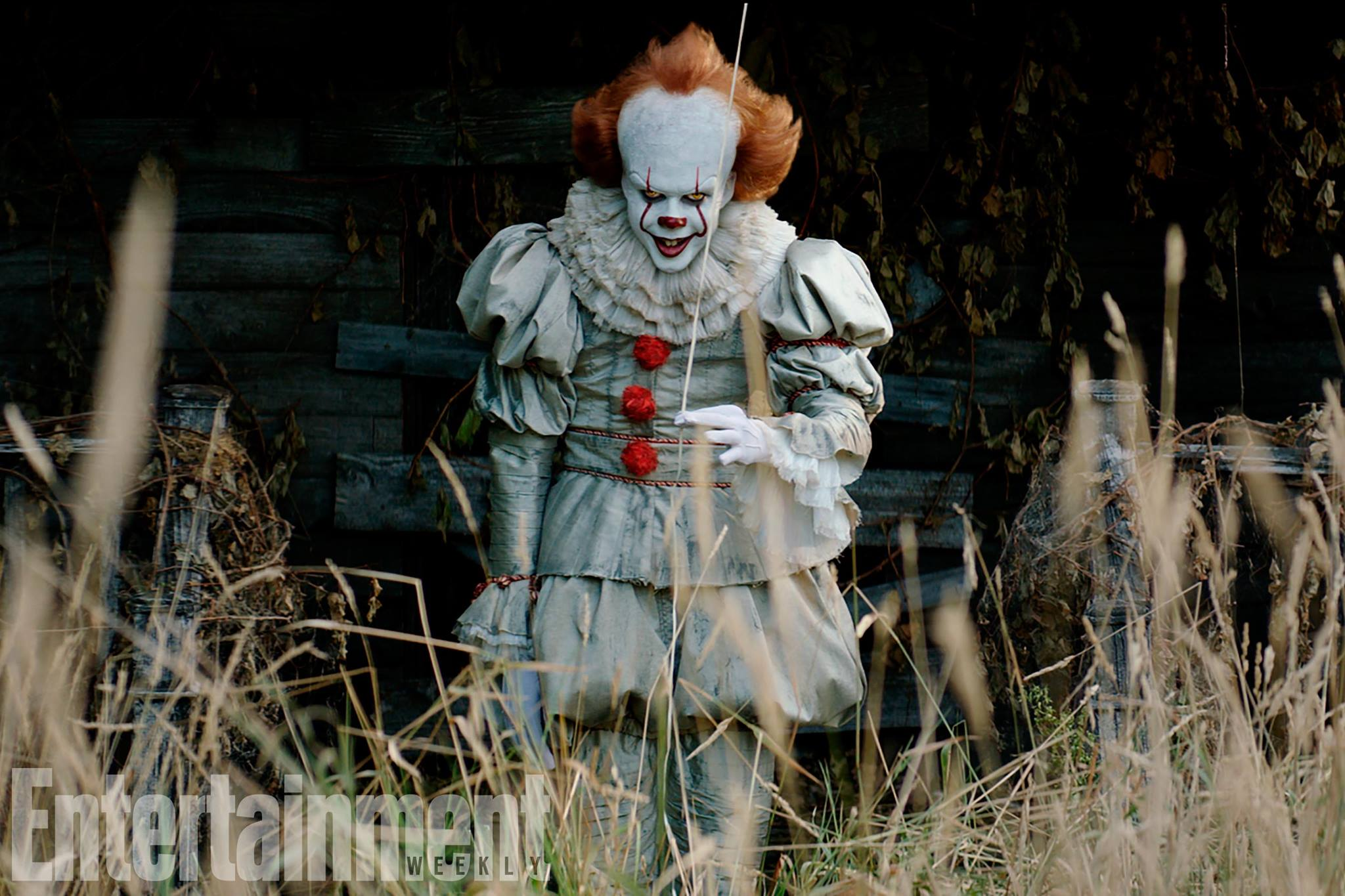 Pennywise Smiling