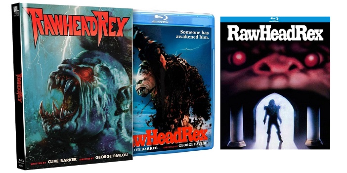 Rawhead Rex Packaging