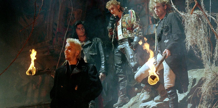 First Six 'The Lost Boys' Comic Issues Bundled for film's 30th Anniversary