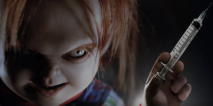 Cult of Chucky Needle