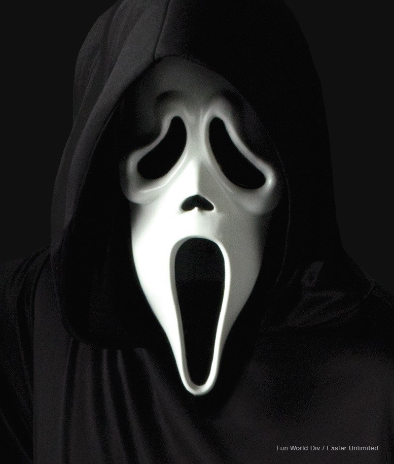 Scream Ghostface Mask