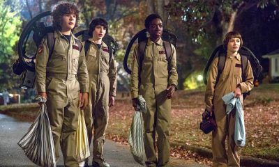 Stranger Things 2 Ghostbusters