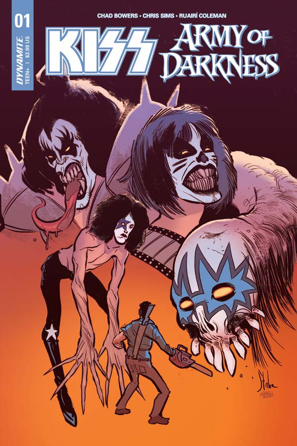 Kiss Army of Darkness 1