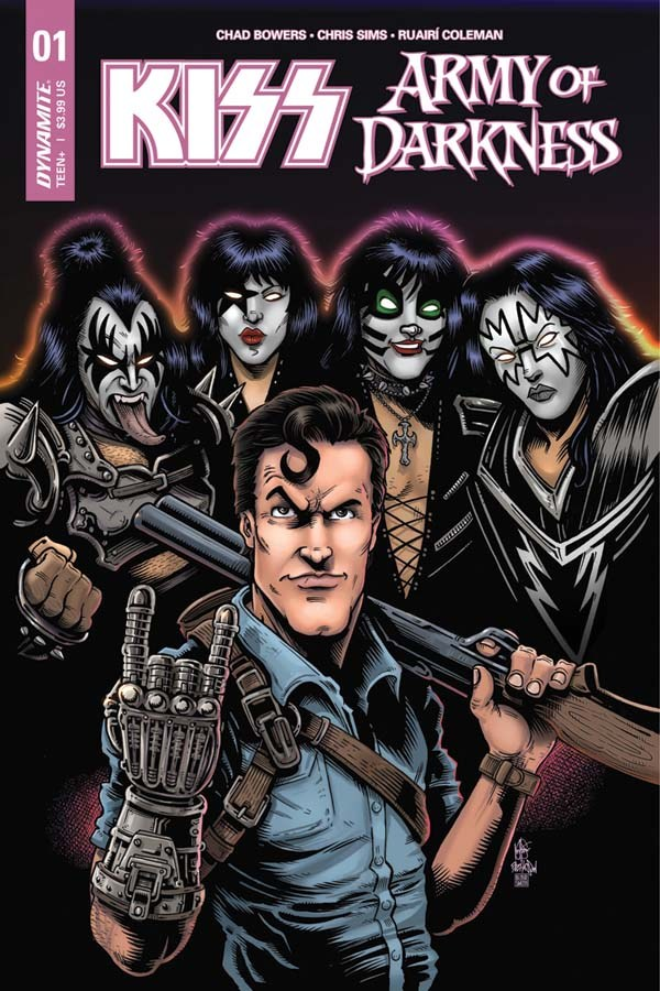 Kiss Army of Darkness 3