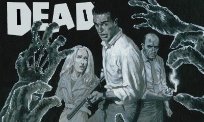 Night Of The Living Dead 4K Art