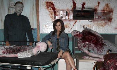 Danielle Harris Fright Dome