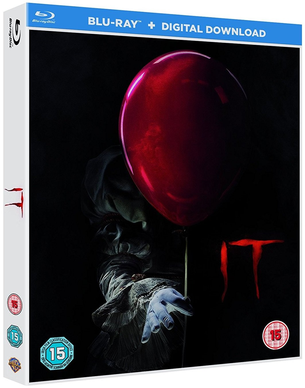 IT UK Blu-Ray