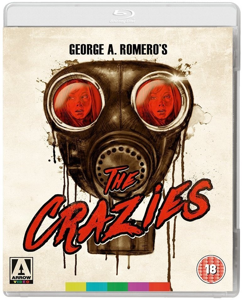 The Crazies UK Blu-Ray