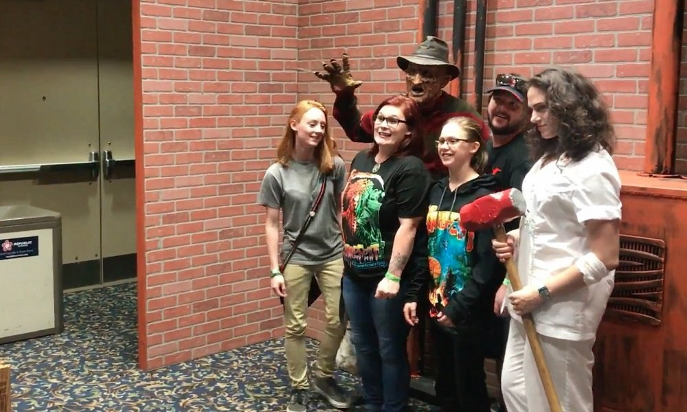 New Trailer For A Nightmare On Elm Street Doc Fredheads Showcases The Fan Community Dark