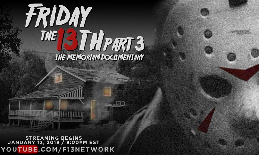 Friday the 13th Part 3 The Memoriam Documentary