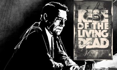 Rise of the Living Dead Website