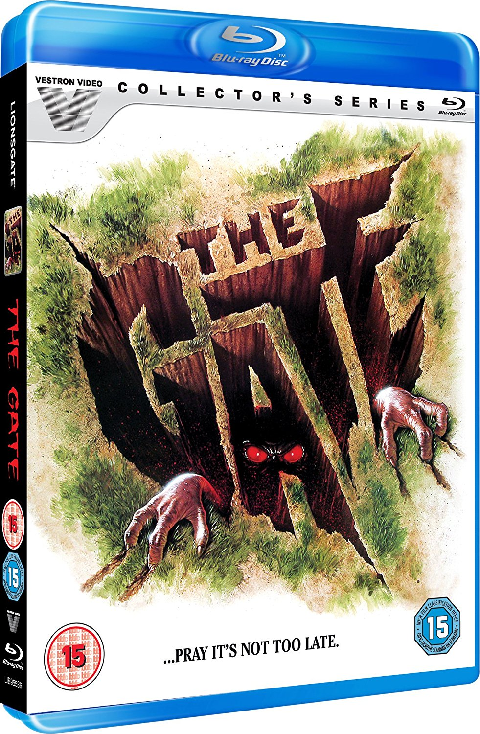 The Gate UK Blu-Ray