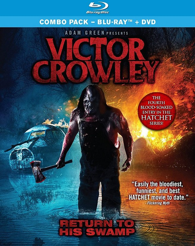 Victor Crowley Blu-Ray