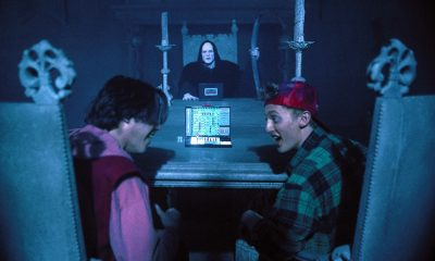 Death Bill & Ted Bogus Journey