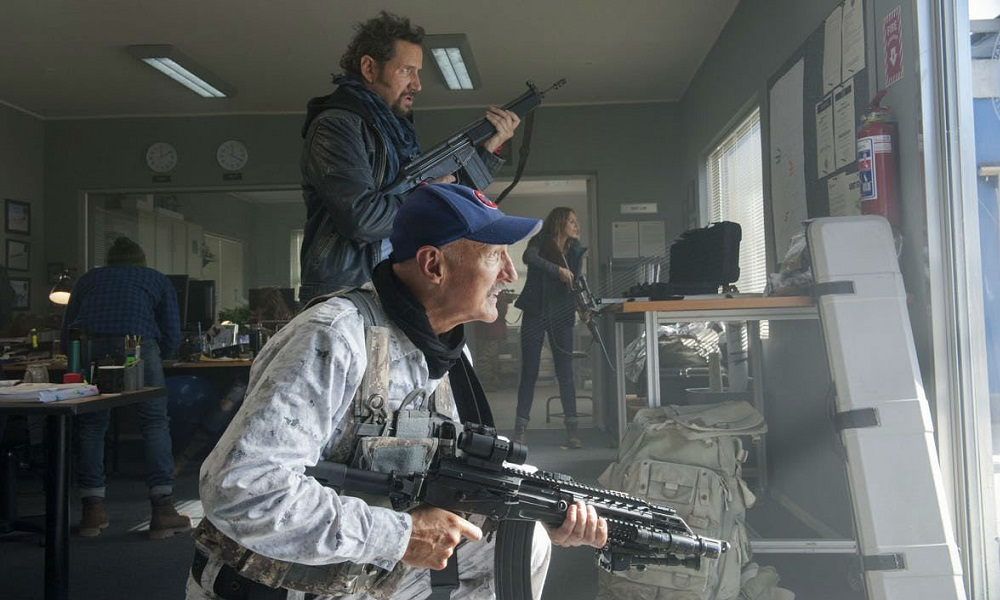 Tremors: A Cold Day in Hell Still