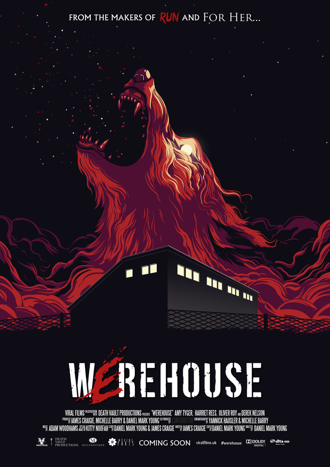 Werehouse Poster